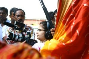 Sadia Filming - Laal Pari