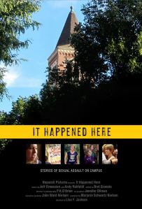 It Happened Here Poster